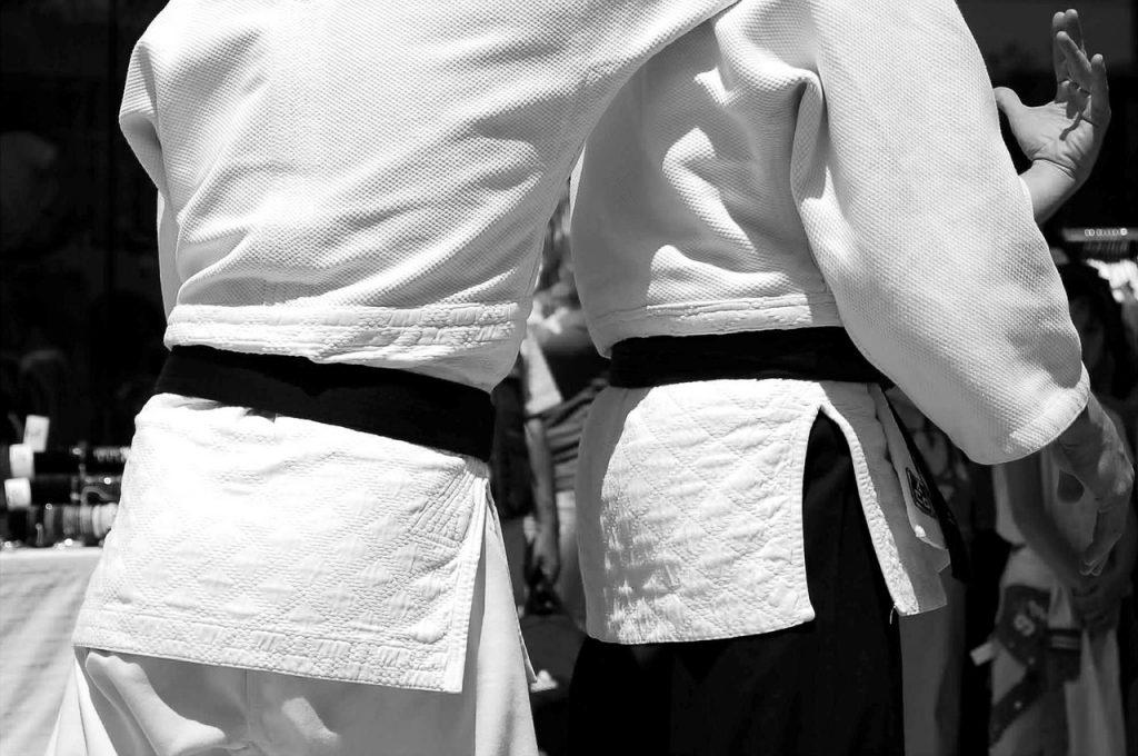 Posting Martial Art Scenes