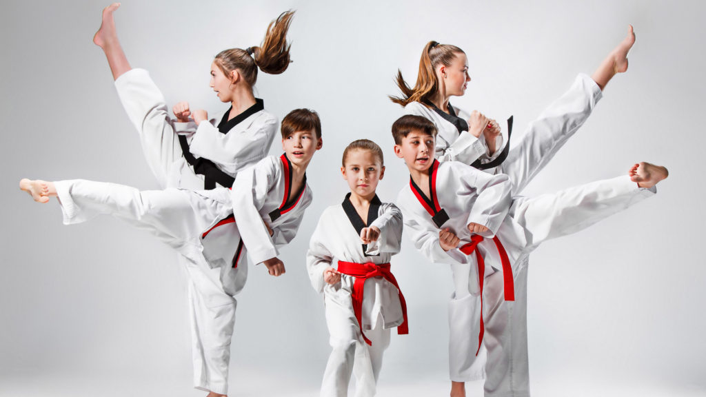 Different Forms Of Martial Arts